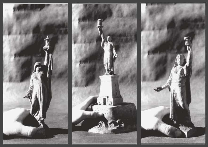 egipto da luz a asia escultura