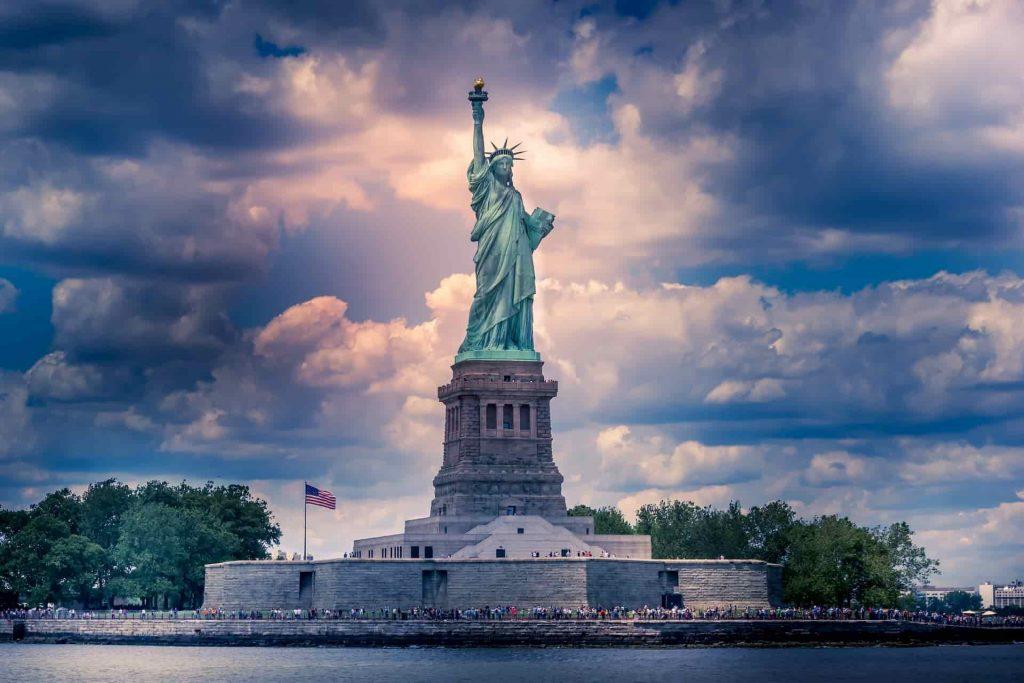 foto estatua de la libertad