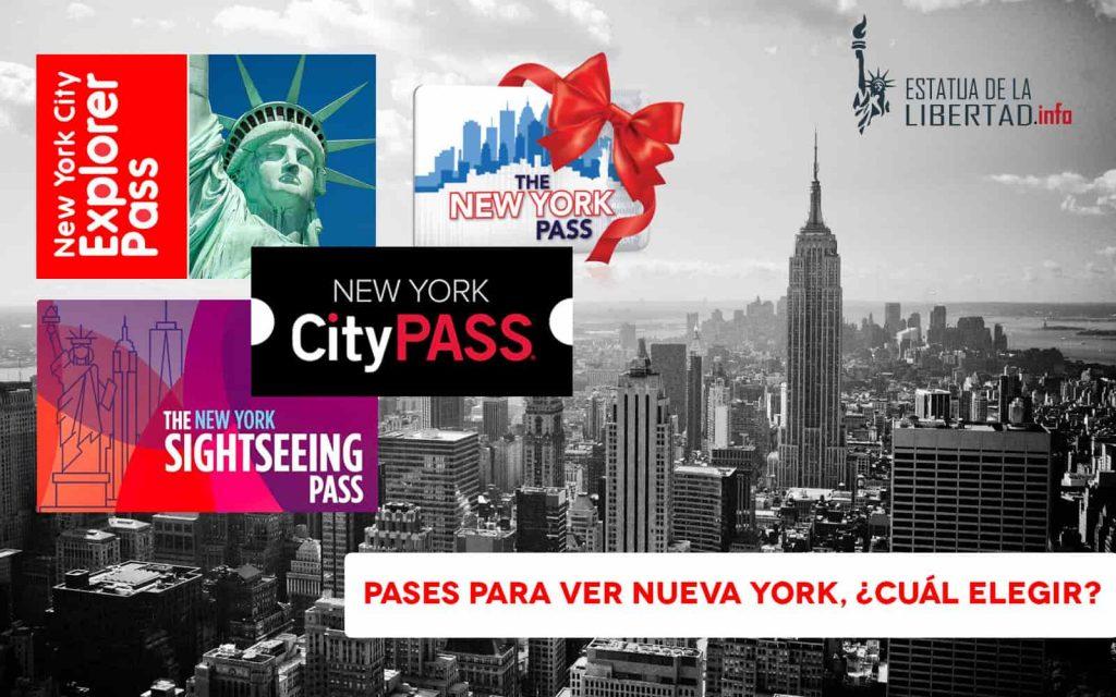 new york pass, ¿cuál elegir?